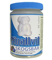 Minallvit Multivitamin