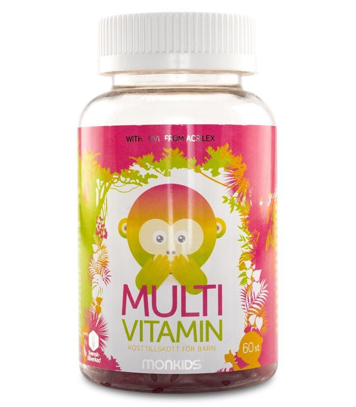 multivitamin bra eller dåligt
