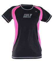 MXDC Ladies Running Ventilation Tee