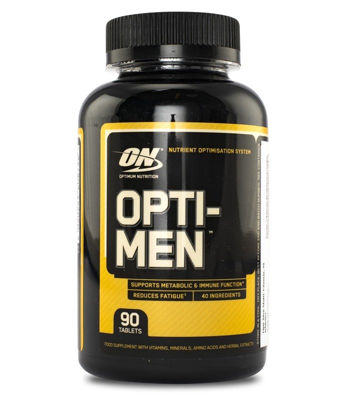 Opti-Men Multi-Vitamin, Hälsa & Livsmedel - Optimum Nutrition
