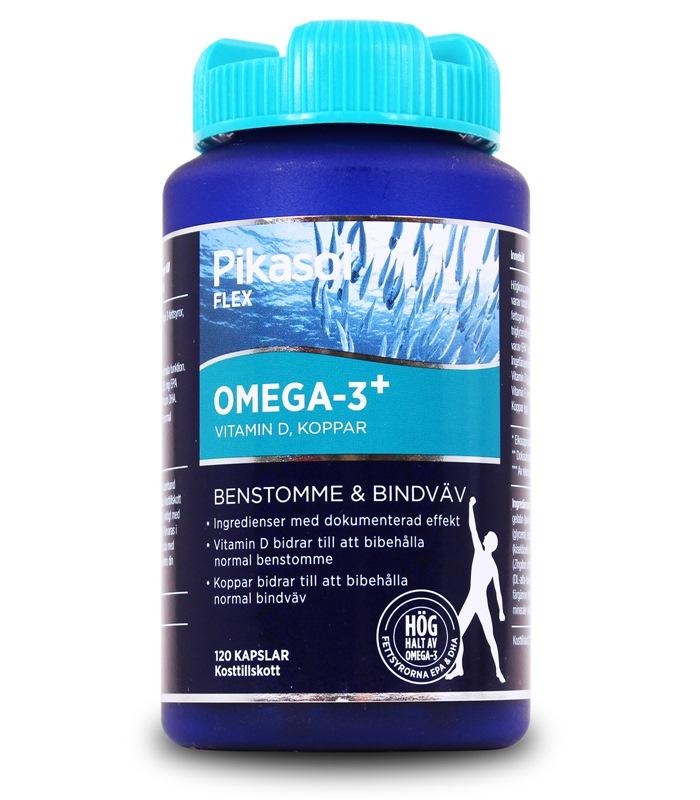 pikasol flex omega 3