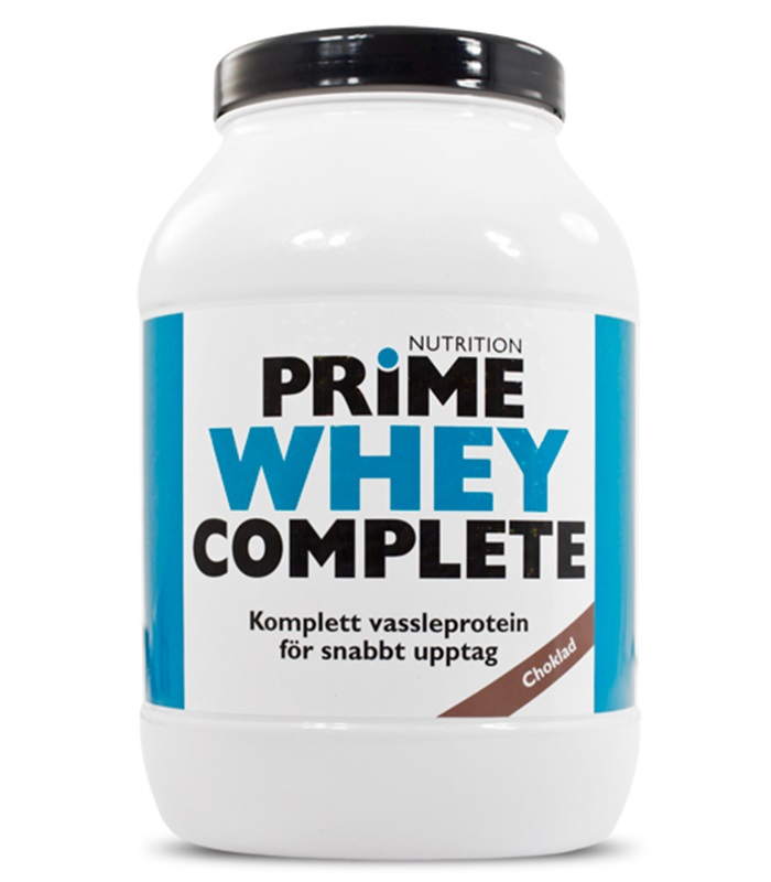 Prime Whey Complete - Prime Nutrition