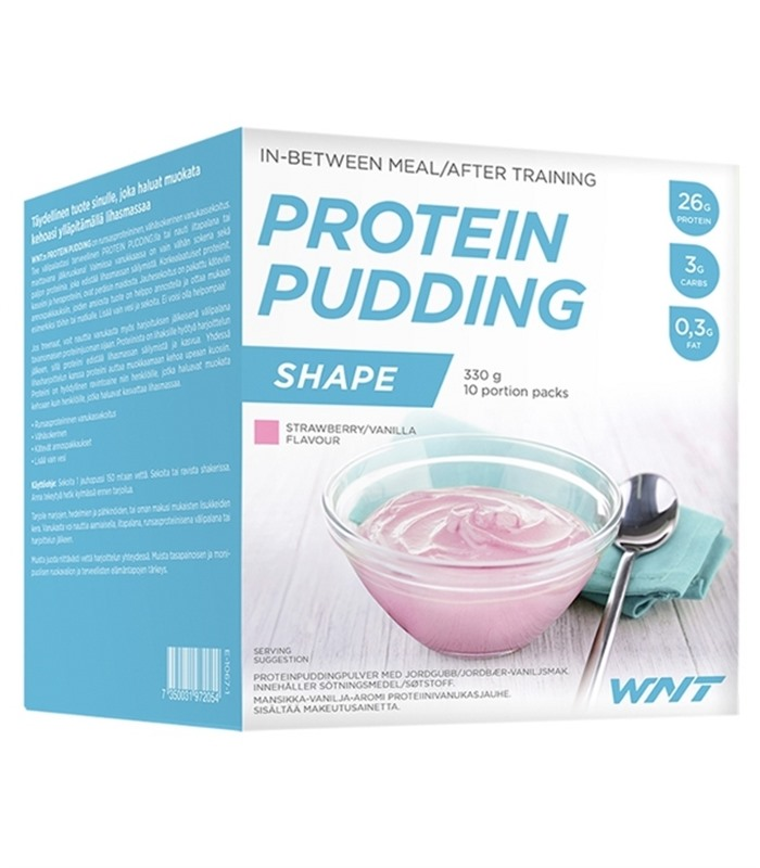 Protein Pudding, Muskelbyggande & Prestation - WNT