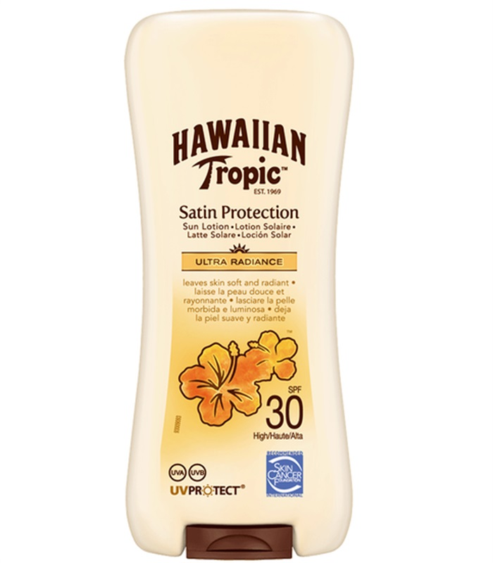Satin Protection Sun Lotion SPF 30, Kroppsvård & Skönhet - Hawaiian Tropic