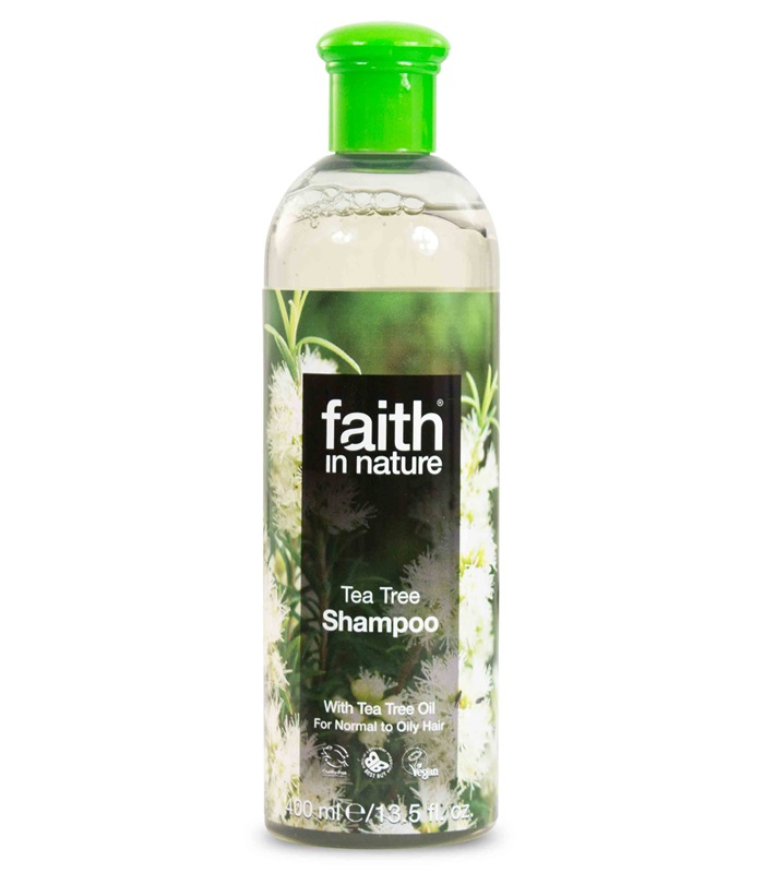 Schampo Tea Tree , Kroppsv�rd & Sk�nhet - Faith in Nature