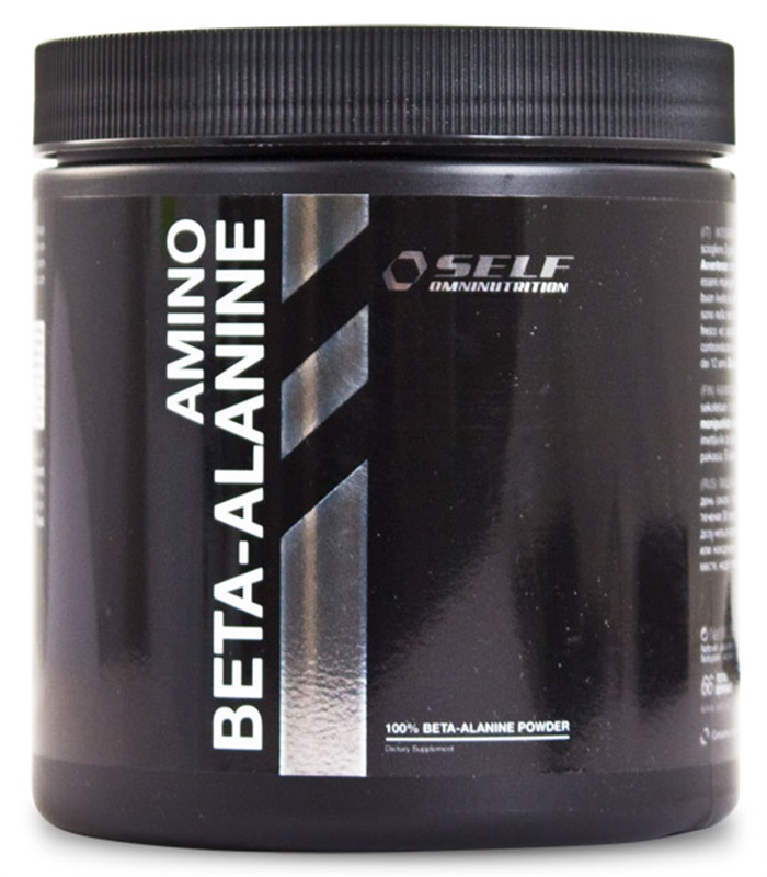 Self Beta-Alanine , Prestationshöjande - Self Omninutrition