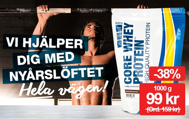 -38% Core Whey Protein