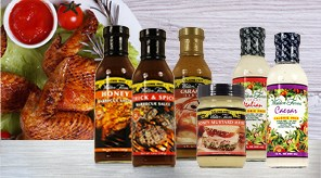 -10% p� kalofritt fr�n Walden Farms