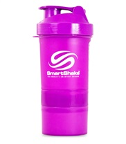 SmartShake Neon Purple