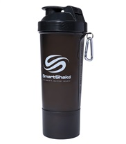 SmartShake Slim Gunsmoke Black