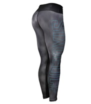 Six Deuce Smoke Fitness Leggings