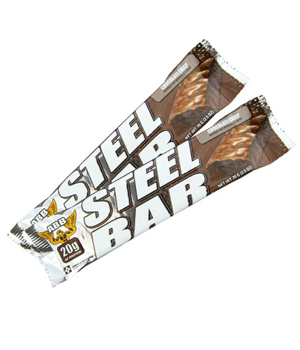 Steel Bar, Prestationsh�jande - Optimum Nutrition