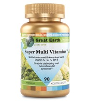 Super Multi Vitamins