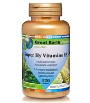 Super Hy Vitamins Regular