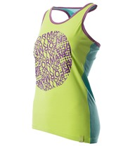 Tag Contrast Tank