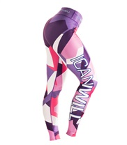 Tights Color Camo-edition Wmn