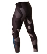 ICANIWILL Full Camo Dark Men Tights