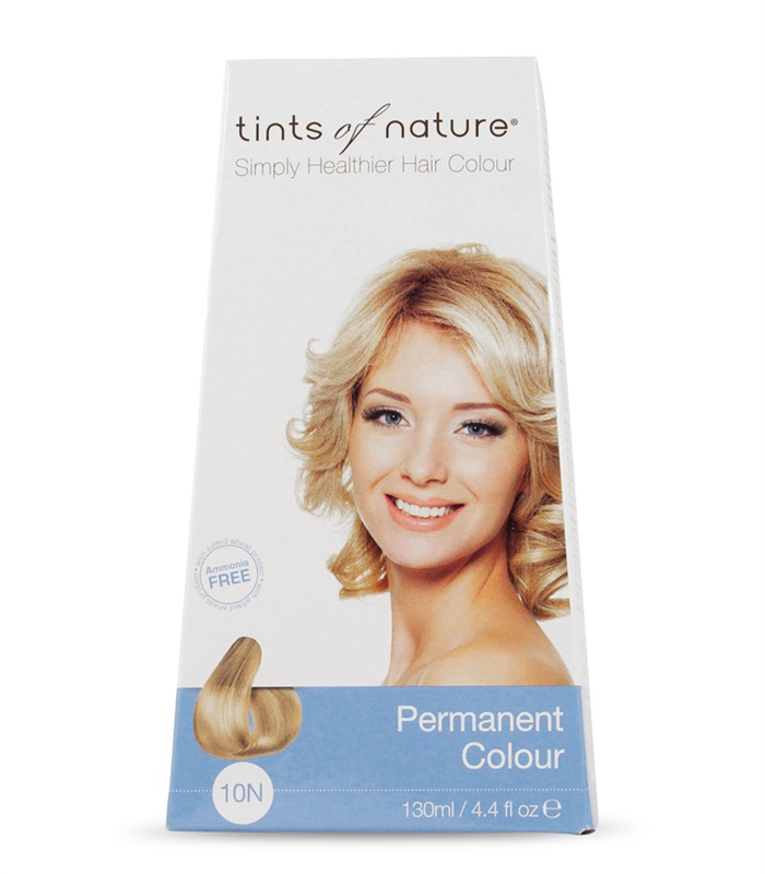 Tints of Nature Platinablond, Kroppsv�rd & Sk�nhet - Tints of Nature