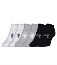 UA Essential Socks 6-pack