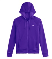 UA Fleece Full Zip Hoody