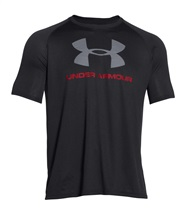 Under Armour Tech Sportstyle Logo Tee
