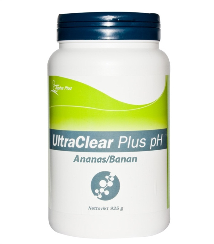 UltraClear Plus PH, H�lsokost - Alpha Plus