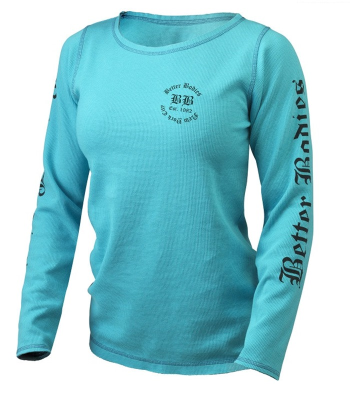 Womens thermal  LS, Sport & tr�ning - Better Bodies
