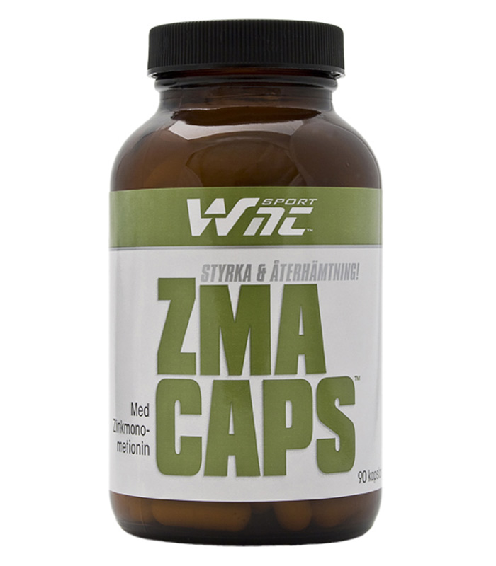 ZMA Caps, Muskelbyggande - WNT