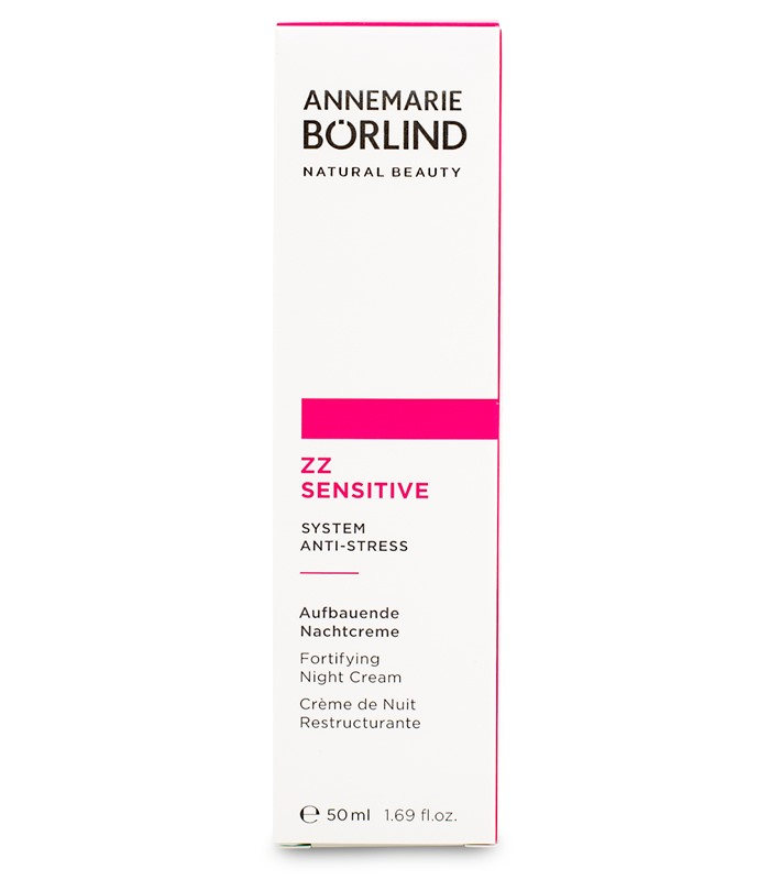 A.Börlind ZZ Sensitive Night Cream, Kroppsvård & Skönhet - Anne-Marie Börlind